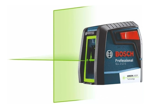 nivel laser bosch gll 2 12 g lineas verdes 12m profesional