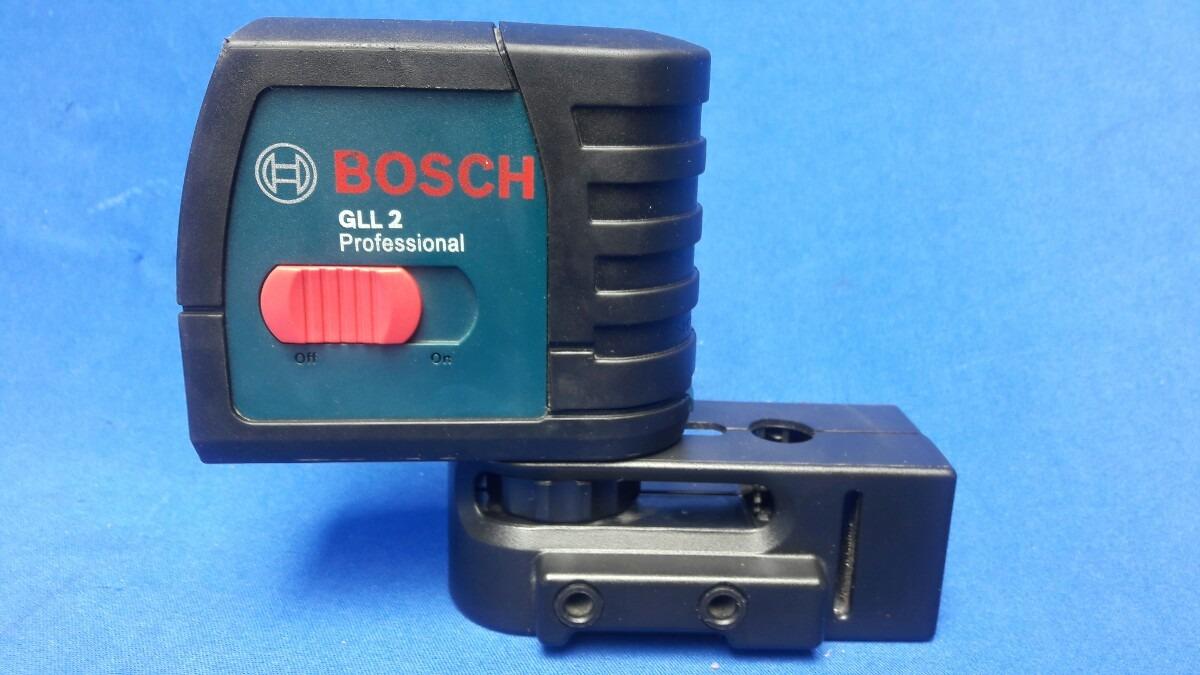 Nivel laser bosch gll 2 l nea cruz autonivelante no dewalt - Nivel laser bosch ...