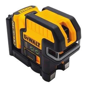 Nivel Laser Combinado Dw0822lg Dewalt Lineas Y Puntos