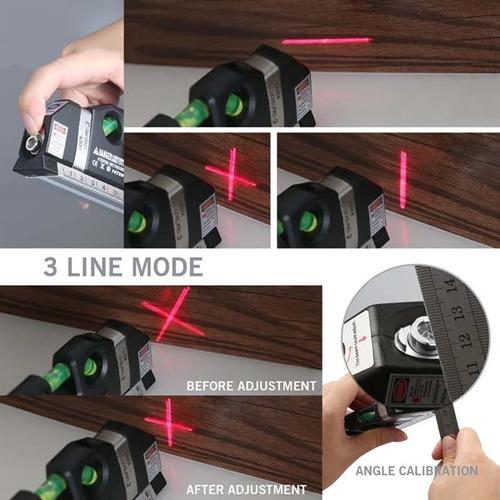 nivel laser con