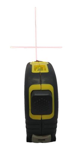 nivel laser con metro dos burbujas alineador multiproposito