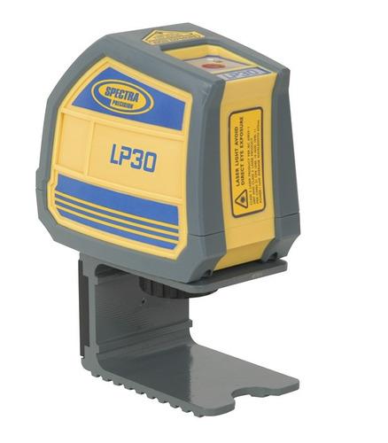 nivel laser de cruz+plomada lp30 spectra envío gratis