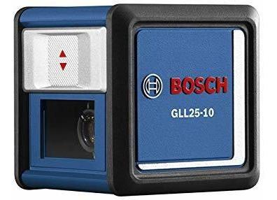 nivel laser de linea cruzada bosch 30 pies de distancia