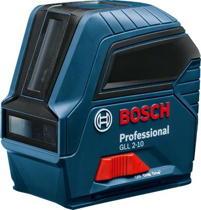 nivel láser de líneas bosch gll 2-10 nuevo modelo!