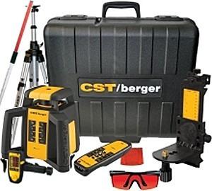 nivel láser giratorio marca cst/berger modelo rl25hv set