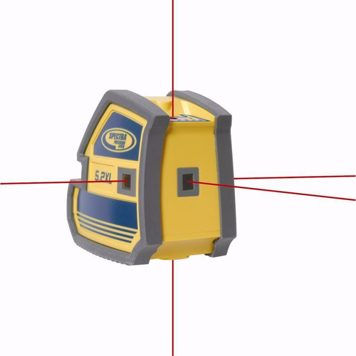 nivel laser spectra precision punto- linea 5.2xl  us$ 500,00