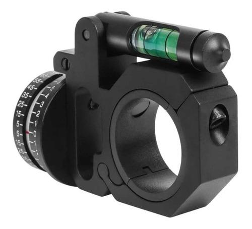 nivel mira telescopica medidor angular tubo de 25/30mm unico