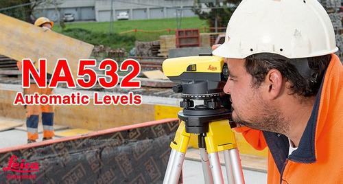 nivel topografico leica na532 1.6 mm 32 x original