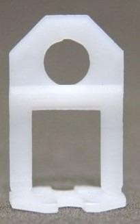 Nivelador De Piso Porcelanato 600 Clips 1mm R 104 00 Em