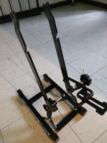 nivelador de ruedas para bicicleta