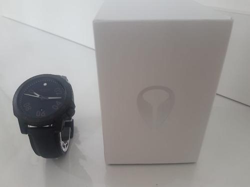 nixon ranger leather all black  ( novo na caixa)