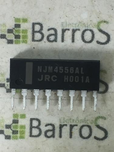 njm4556al - njm4556a l -  njm4556 al - sip8 - original