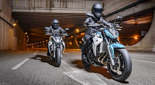 nk 400 abs cf moto test rider sauma motos