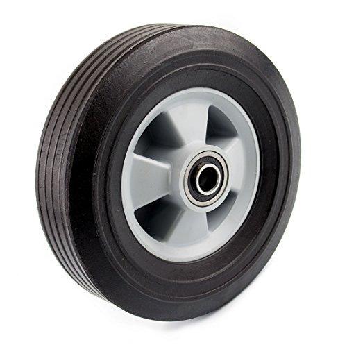 nk wsepn8 heavy duty 8inch neumático semi neumático sin pl
