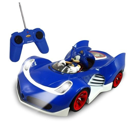 nkok rc sonic ssas r2 coche con luces