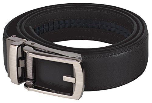 no agujero cintura cinturón - ratchet acción ajuste personal