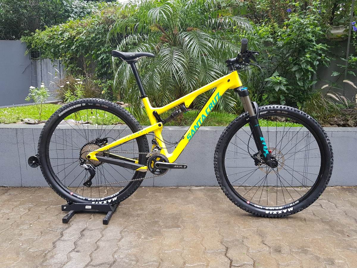 No Bicicleta Santa Cruz Tallboy Carbon Rod 29 Large Nueva ...