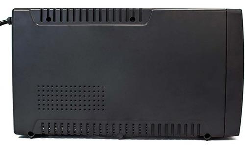 no break 480w 800v 6 contactos ups-301 indicador led vorago