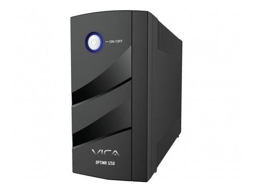 no break con regulador integrado 1250 va/625 watts 8 tomas t
