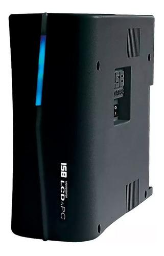 no break para pc sola basic protector lcd 450va 8contac 25mi