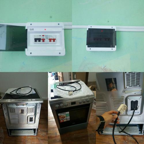 no busque más! electricista matriculado - 1164599655
