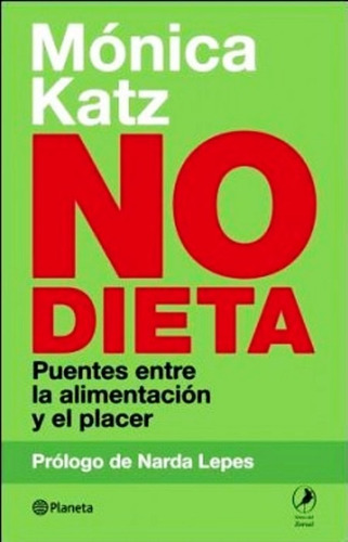 no dieta - monica katz - nuevo