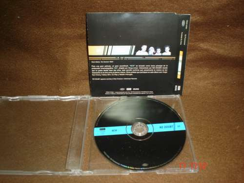 no doubt - cd single - new  * lqe