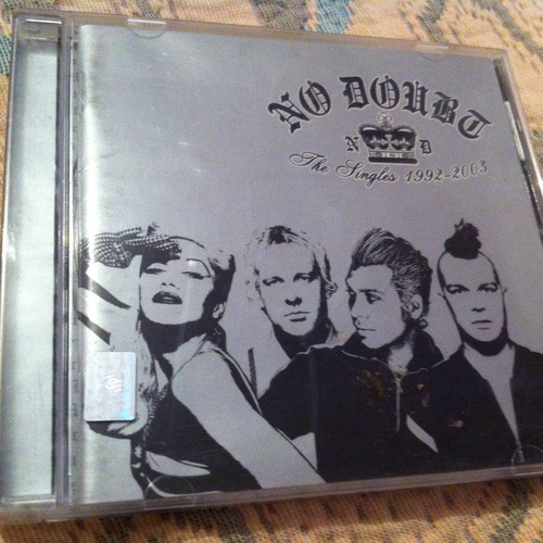 no doubt ~ the singles 1992-2003
