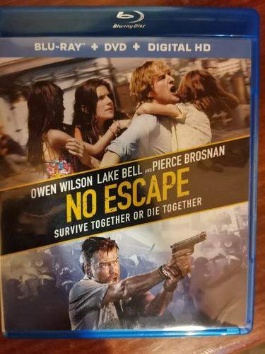 no escape sin escape blu ray