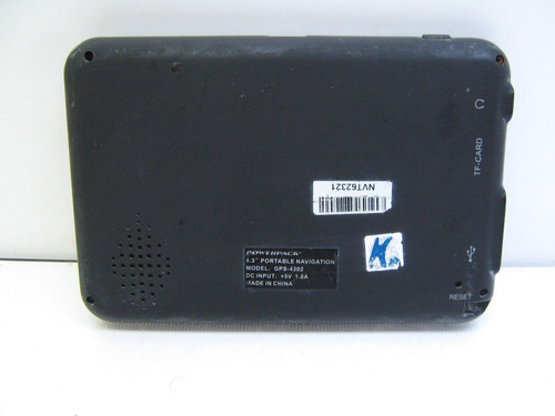 no estado gps powerpack gps-4302 travando touch