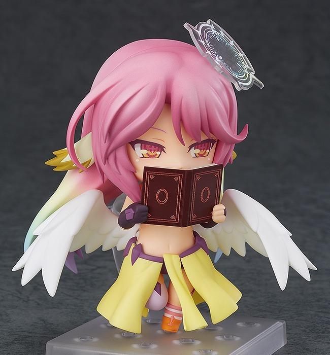 No Game No Life Nendoroid Action Figure Jibril 10 cm Good Smile Company