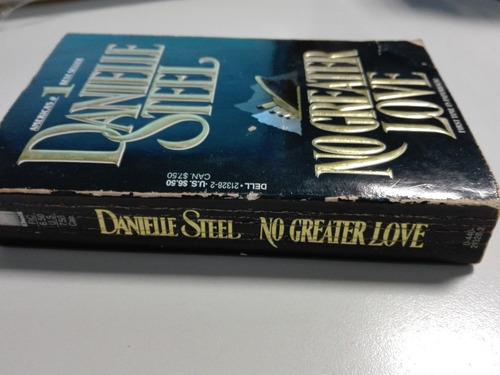 no greater love danielle steel libro en inglés