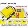 Cargador Batería 12vdc/220vac 6a Inteligente - Full Automati