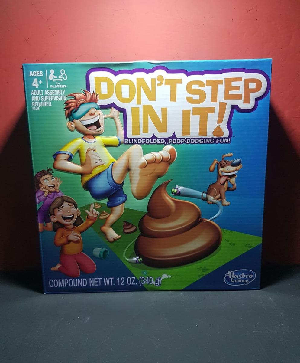No La Aplastes Juego De Mesa Hasbro 624 00 En Mercado Libre