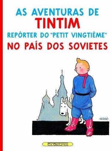 no pais dos sovietes tintim de herge