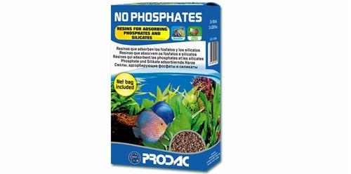 no phosphates 200ml prodac removedor de fosfato e silicato