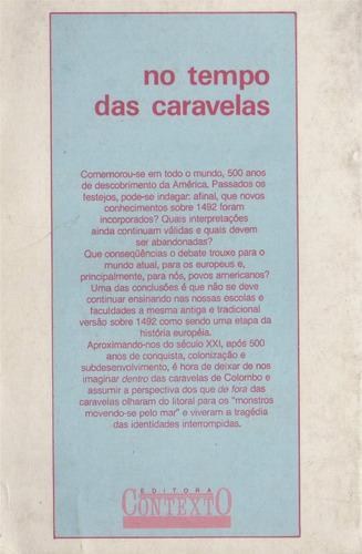 no tempo das caravelas - janaína amado & luiz c. figueiredo