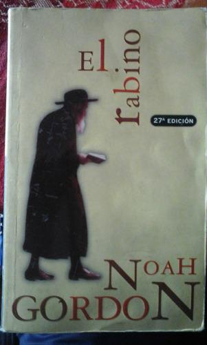 noah gordon. el rabino
