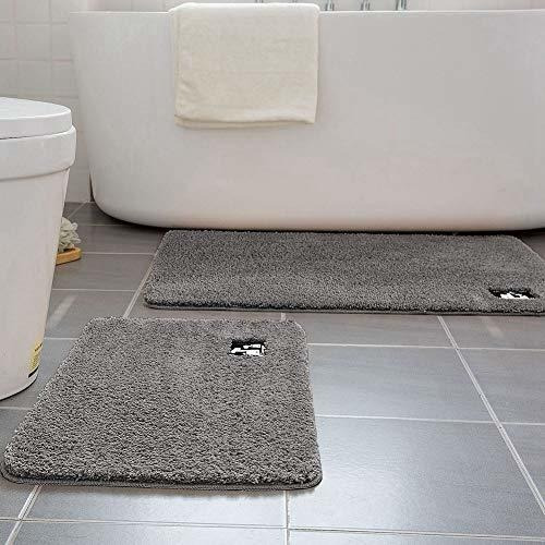 Noahas Bath Mat Bathroom Rug Non Slip