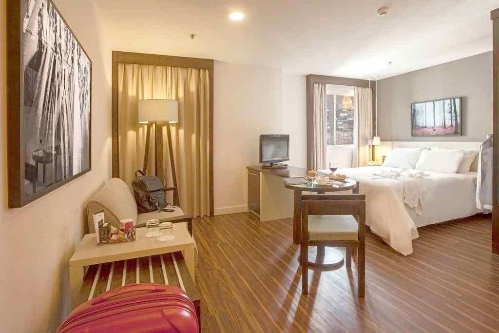 nobile paulista prime, flat de 02 dormitórios nos jardins - sf27642