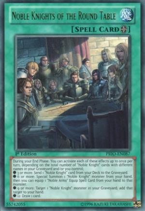 noble knights of the round table ur primal origen yugioh xyz