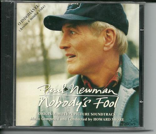 nobody's fool-  cd tso  o indomável-  by howard shore