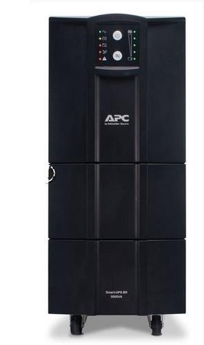 nobreak apc smart - ups 3kva bivolt/115 220v smc3000xlbi-br