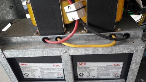 nobreak apc smart ups - sua2200-usa- 127v