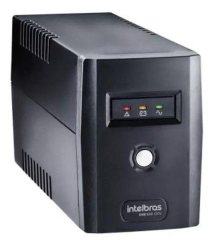 nobreak intelbras 600va mono 127v p/ pc xbox camera