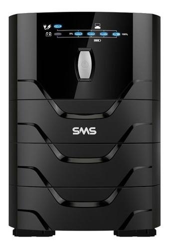nobreak interactive sms 27747 power vision upv3000 bivolts
