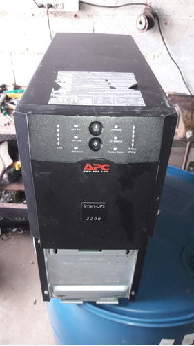 nobreak no break smart-ups 2200va - apc