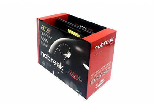 nobreak ts shara ups mini 600va 1bat bivolt s.115 6t
