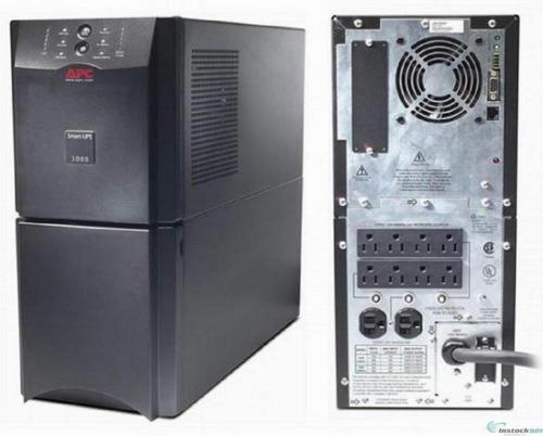 nobreak/ups apc smartups 2200va/1980w 120v 10/cont/ 8 5-15r