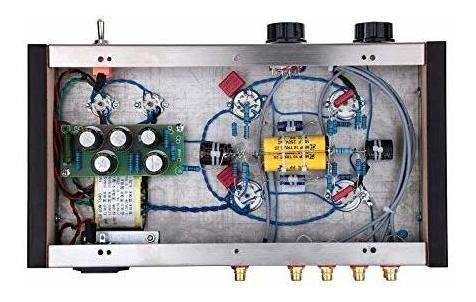 nobsound 12ax7 12au7 preamplificador de tubo de vacío preamp